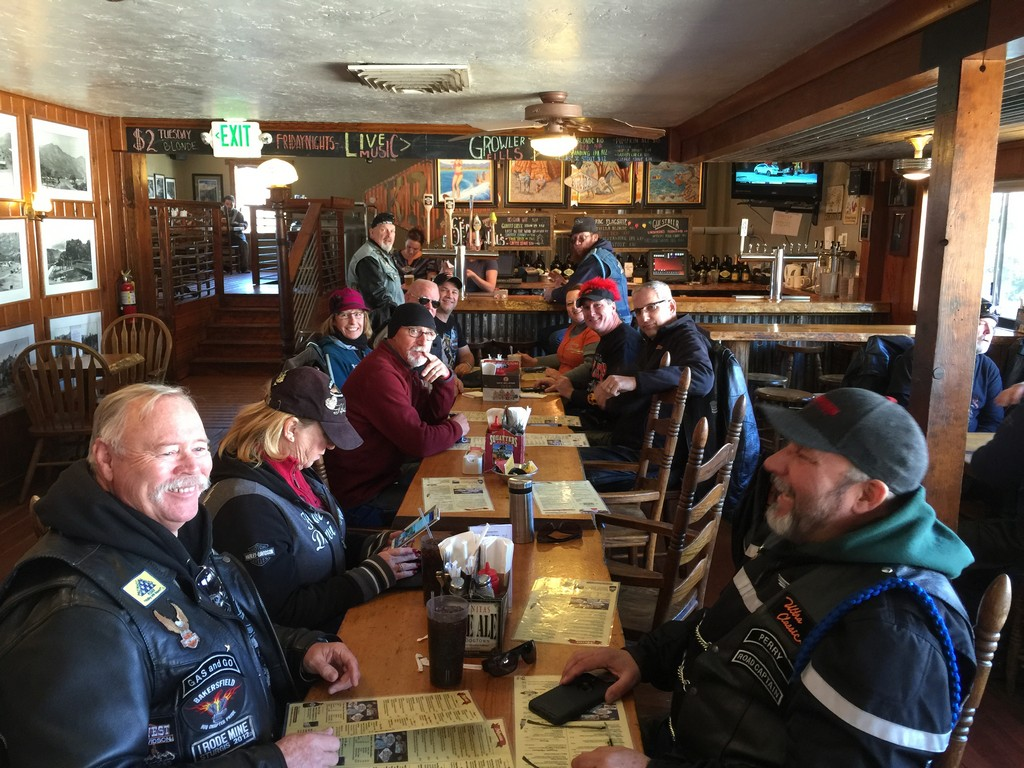 Bakersfield Harley Davidson >> First Fun Run of 2015 to Kern River Brewing Company ...